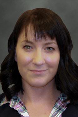 Kate Klipp : Communications Manager