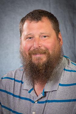 Jeremy Hardy : Superintendent